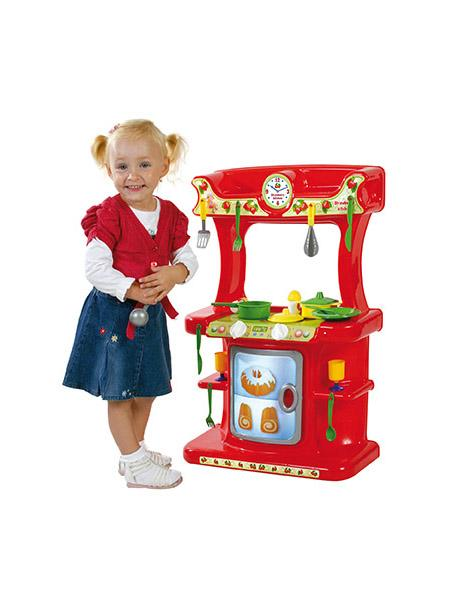Detská kuchynka Jahôdka - C