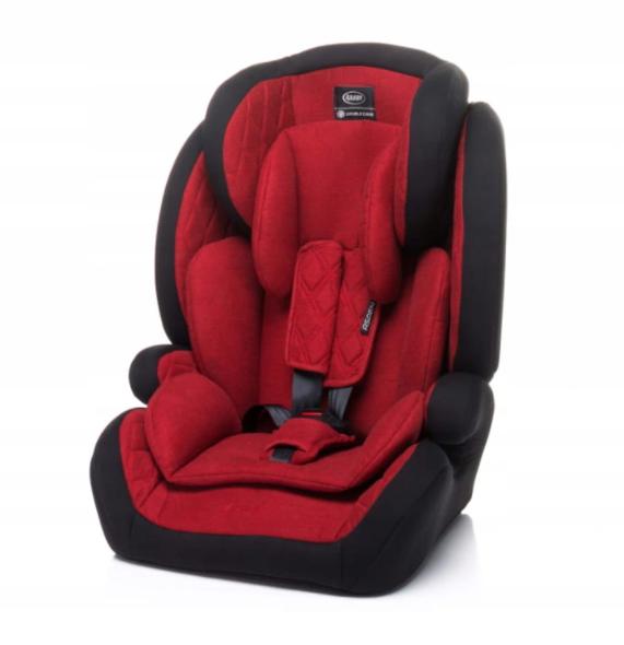 Autosedačka 4 BABY ASPEN XIX - 9-36 - červená - N