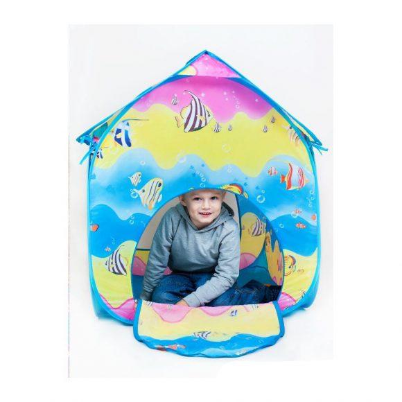 Detský stan Bayo farebný - C