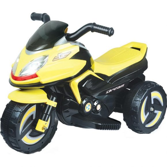 Elektrická motorka BAYO KICK yellow - C