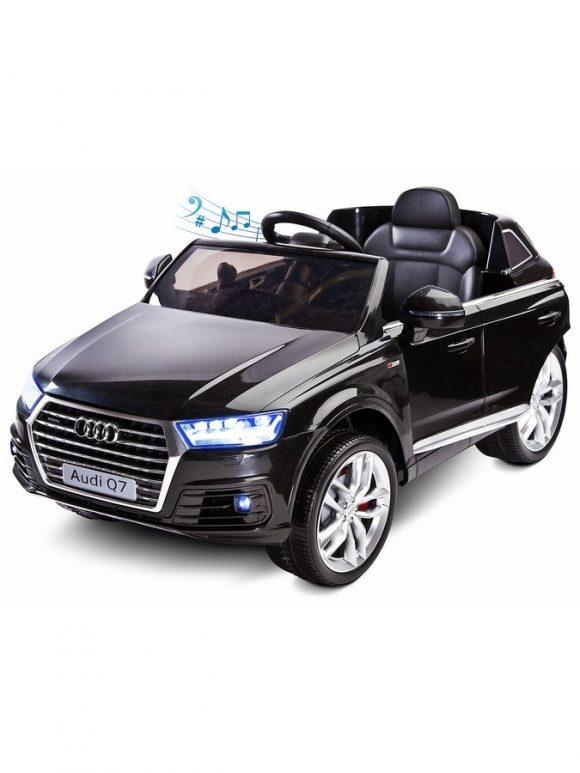 Elektrické autíčko Toyz AUDI Q7-2 motory black - C