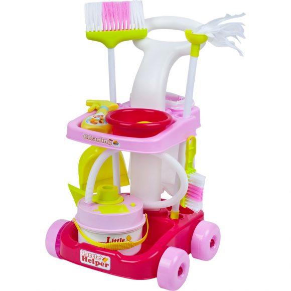 Detský upratovací vozík Bayo - C