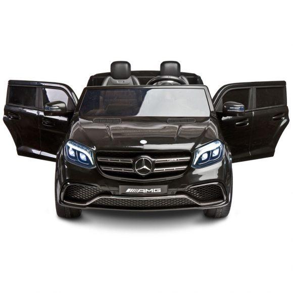 Elektrické autíčko Toyz MERCEDES GLS63 - 2 motory black - C