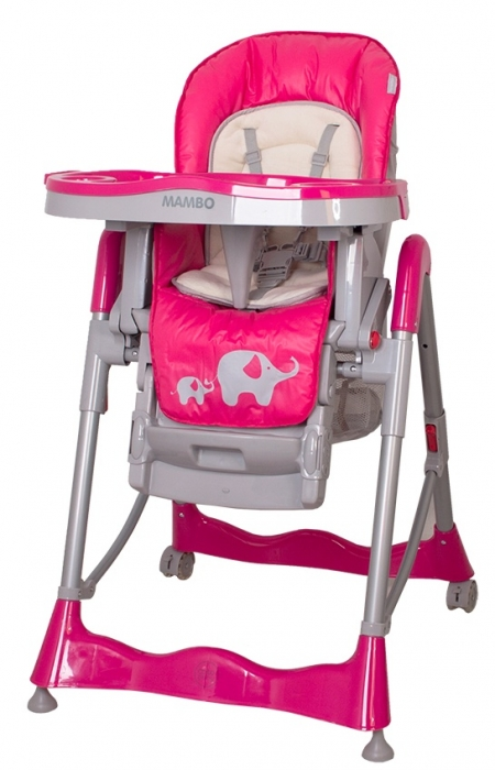 Coto Baby Jedálenský stoliček Mambo Hot Pink - N