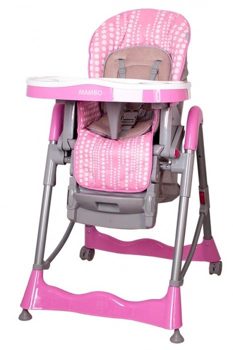 Coto Baby Jedálenský stoliček Mambo Pink - N