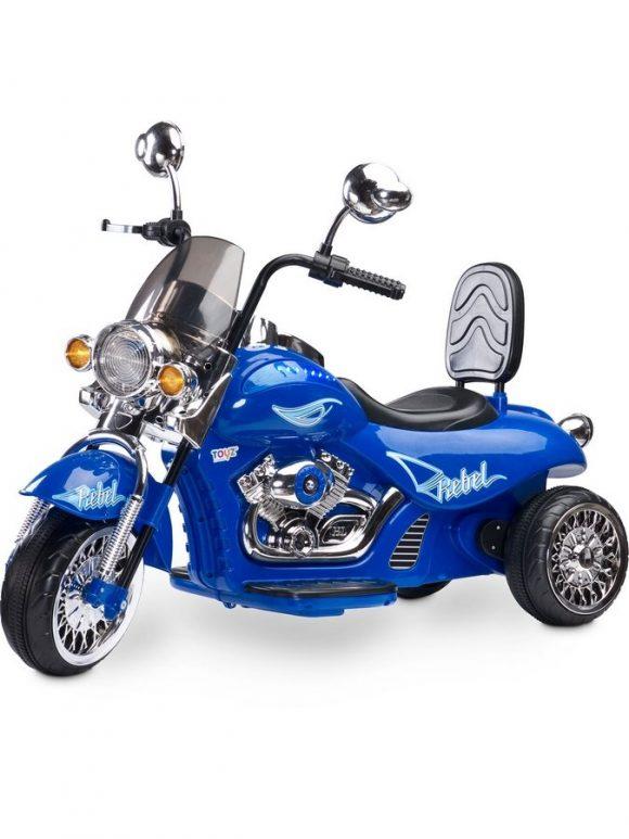 Elektrická motorka Toyz Rebel blue - C